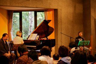 山猫合奏団20101112本番中