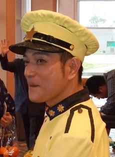 調教師:上江洲朝男さん