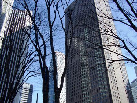 新宿の空2