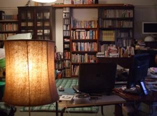 書斎の風景