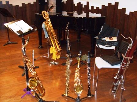 たくさんの楽器