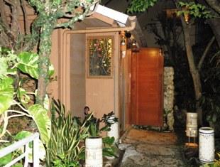 富久屋の入口