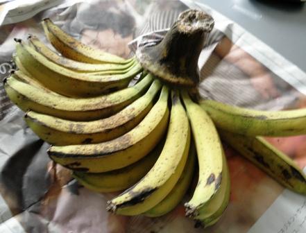 ちいさなバナナ
