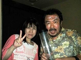 小野陽子さんと高山正樹