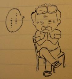 加藤新吉氏