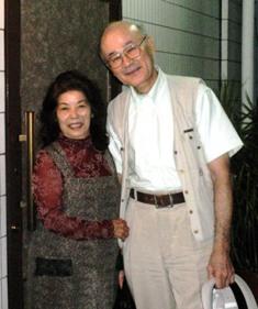 國吉眞正さんとママ