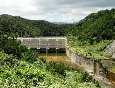 ヤンバルのダム