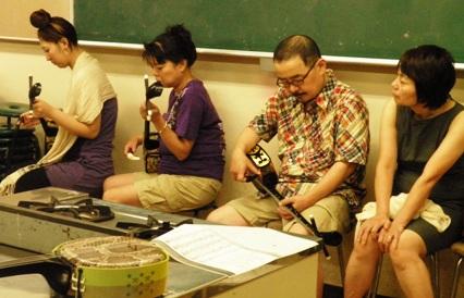 おじょうとママと雄介と智子