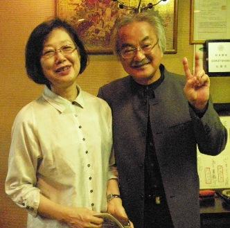 勝方=稲福恵子先生と新城亘先生