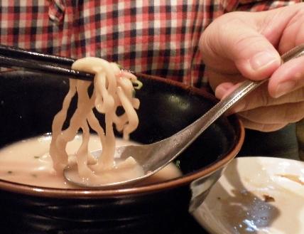 沖縄ソバを食す