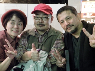 智子と雄介とマーキー