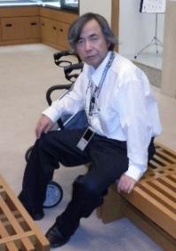 新井吉一さん