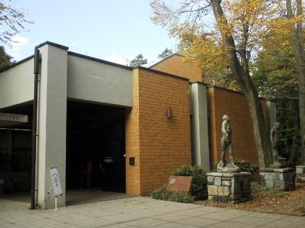 彫刻館B館