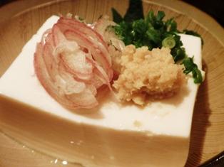それなりに白い豆腐