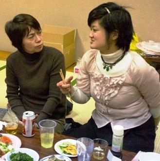 智子さんと花田さん