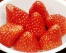 まよちゃんから貰ったイチゴ