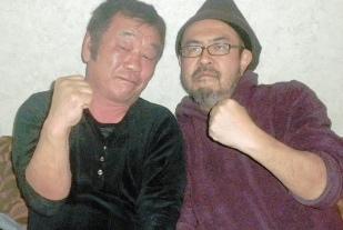 第7代日本ジュニアフェザー級王者スナッピー浅野さんと